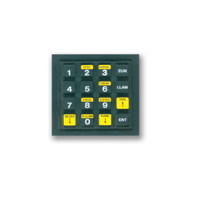 Graphic Overlay and Keypad Samples