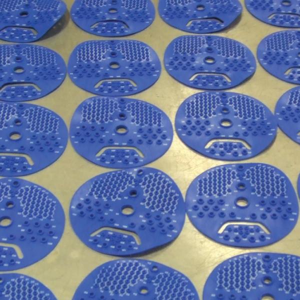 Connector Silk Screen Part Marking