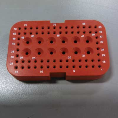 Connector Silk Screen Part Marking
