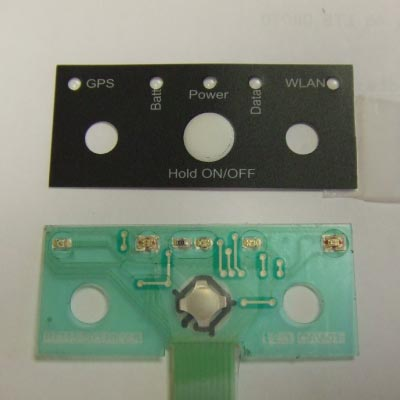 Custom Membrane Switch Fabrication