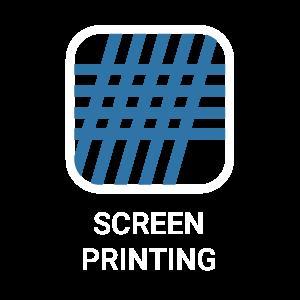DII icon screenprinting